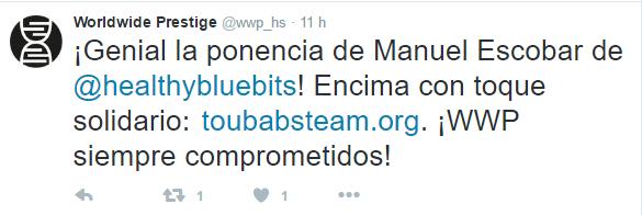 comentarios twitter ponencia manolo ehealth